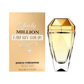 Lady Million Eau My Gold - Pacco Rabanne