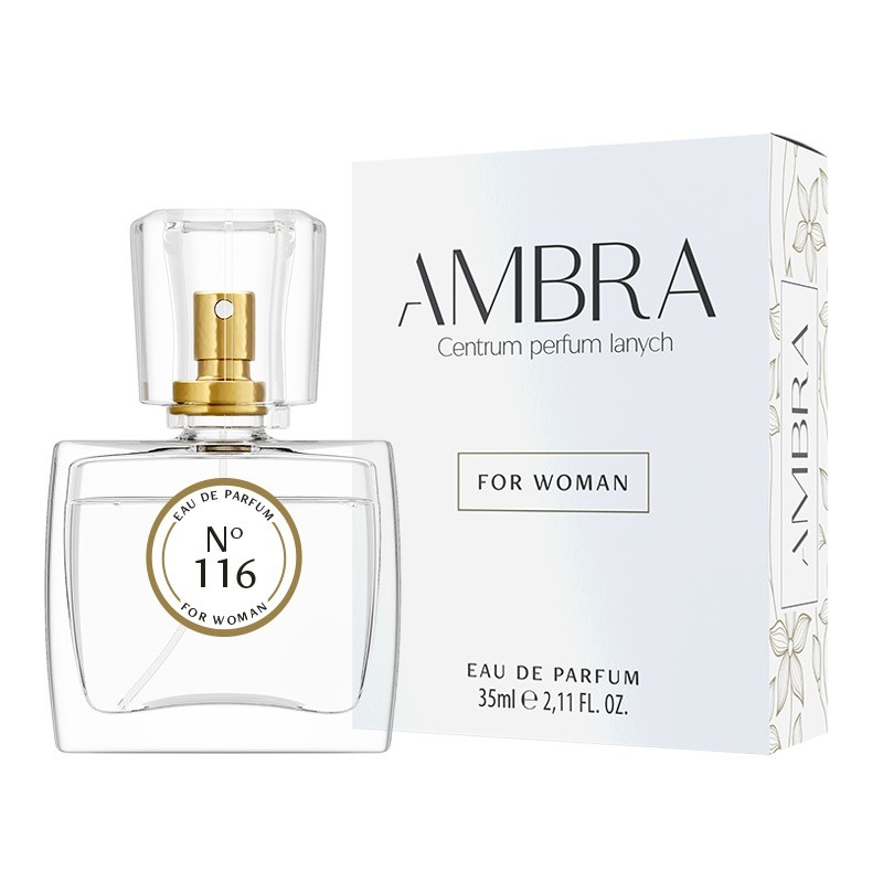 116 AMBRA francuskie perfumy