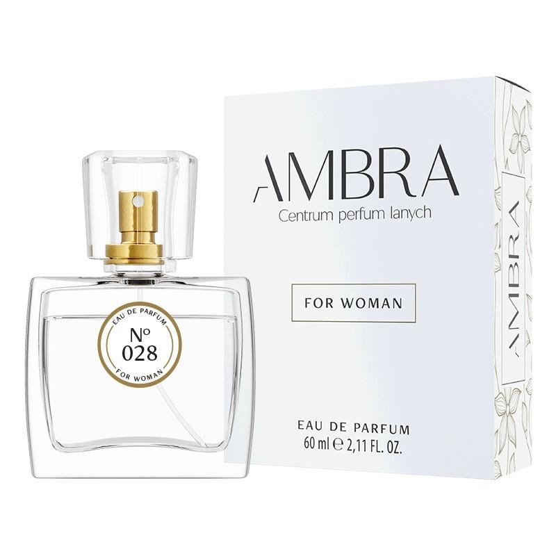 028. AMBRA Woda perfumowana, Wybierz wariant: 60ml