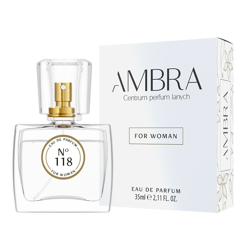 118 AMBRA francuskie perfumy