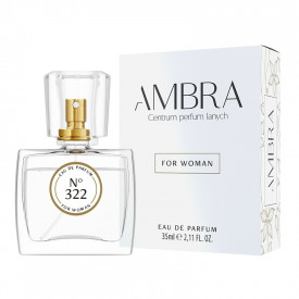 322 AMBRA nalewane perfumy