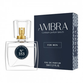 353 AMBRA rozlewane perfumy
