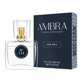 115 AMBRA francuskie perfumy