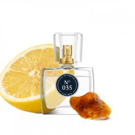 035. AMBRA lane perfumy
