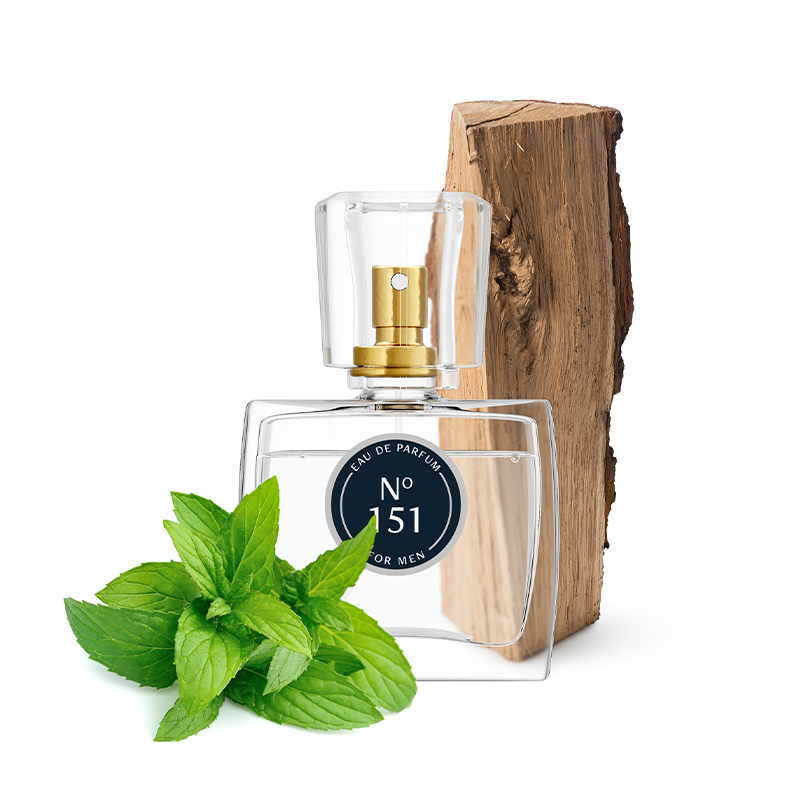 151. AMBRA francuskie perfumy