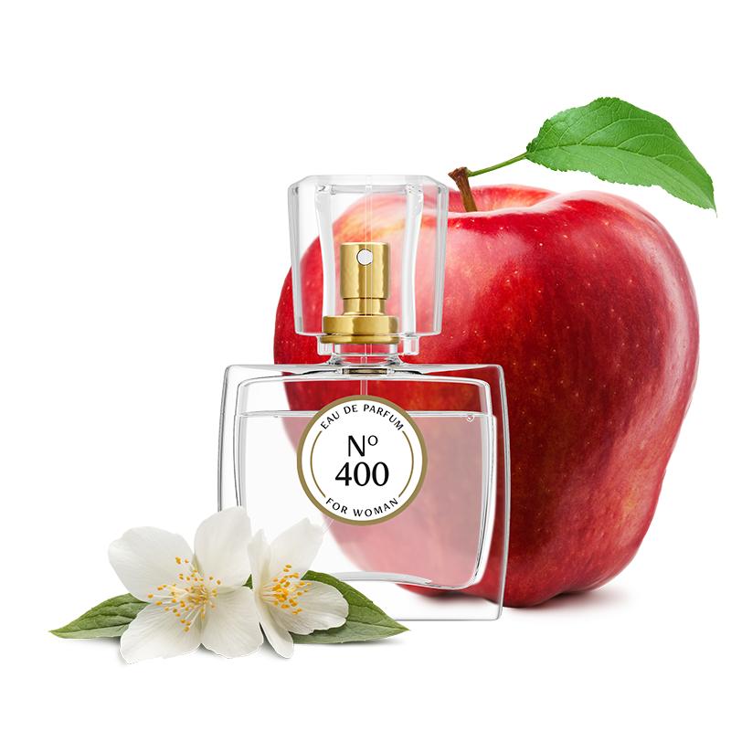 400. AMBRA rozlewane perfumy