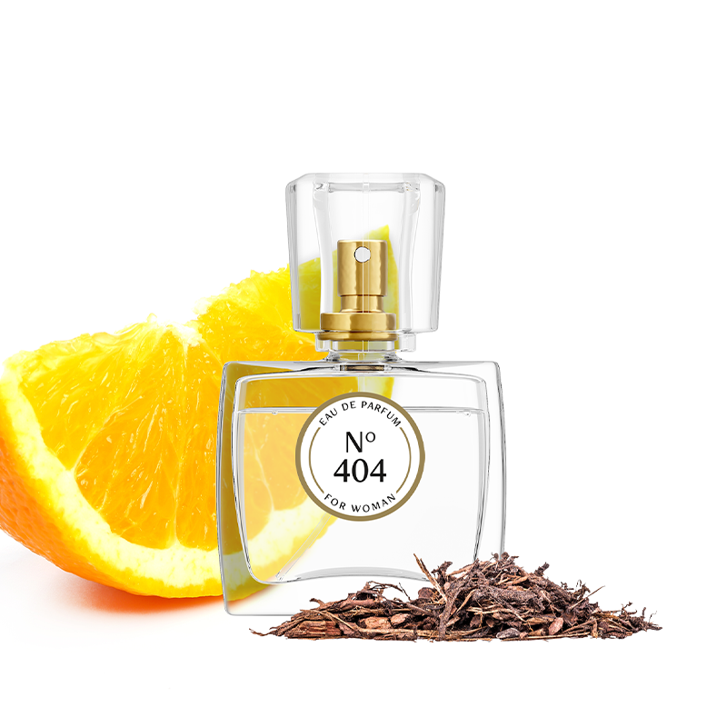 404. AMBRA rozlewane perfumy