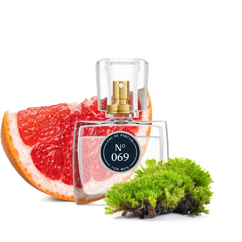 069. AMBRA perfumy lane
