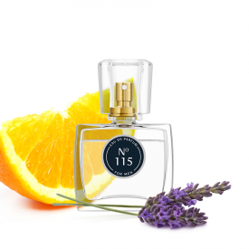 115. AMBRA francuskie perfumy