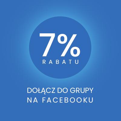 Facebook grupa rabat 7%