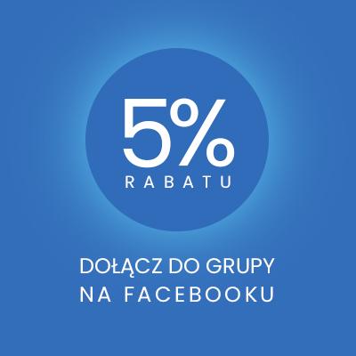 Facebook grupa rabat 5%