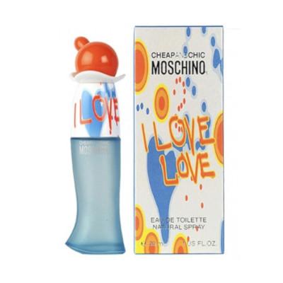 I LOVE LOVE - MOSCHINO