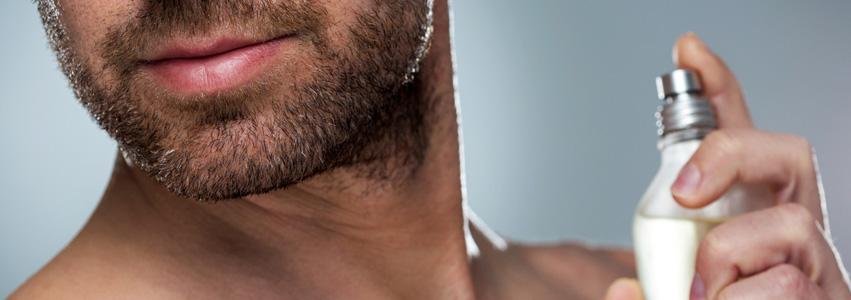 Wiodące nuty zapachowe w perfumach męskich