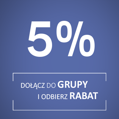 5% dla członków grupy